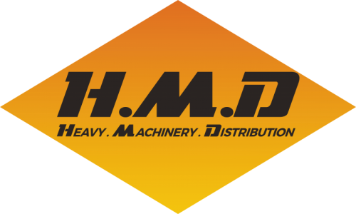 H.M.D - Heavy . Machinery . Distribution .