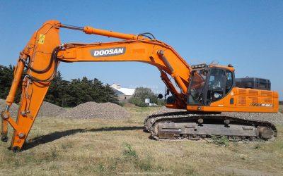 Doosan DX420LC-3